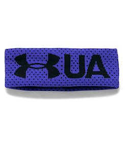 Under Armour® Girls' Favorite Fleece Headband