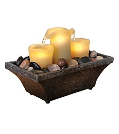 Order Home Collection® LED 3-Candle Fountain