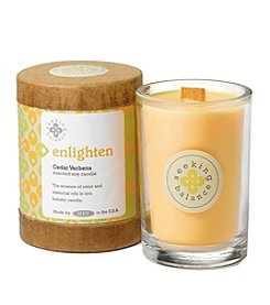 Root 6.5-oz. Cedar Verbena Enlighten Candle