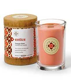 Root 6.5-oz. Orange Clove Entice Candle