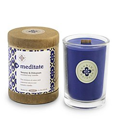 Root 6.5-oz. Vetiver & Olibanum Meditate Candle