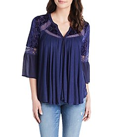 Vintage America Blues Florence Top
