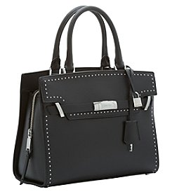 Calvin Klein Brooke Belted Medium Satchel