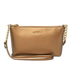 Calvin Klein Hayden Mercury Small Crossbody