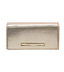 La Regale® Metallic Convertible Clutch