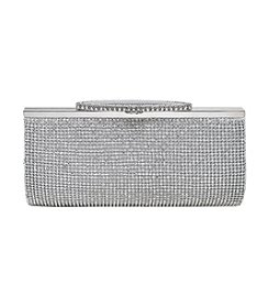 La Regale® Crystal Mesh Clutch