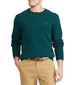 Chaps Men's Big & Tall Iconic Crew Sweater