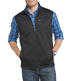 IZOD Men's Big & Tall Advantage Performance Fleece Vest