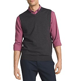 IZOD Men's Big & Tall Fieldhouse Sweater Vest
