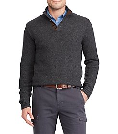 Chaps Men's Twist Mock Neck Sweater