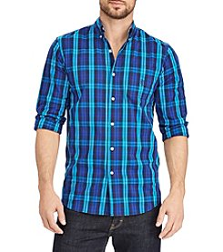 Chaps Men's Easycare Stretch Long Sleeve Button Down