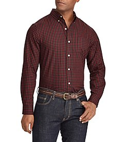 Chaps Men's Easycare Button Down