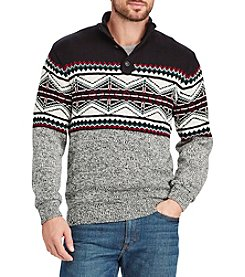 Chaps Men's Fairisle Pullover Sweater