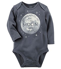 Carter's Baby Boys' Mommy Loves Me To The Moon And Back Bodysuit