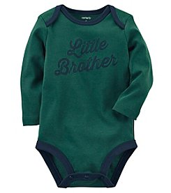 Carter's Baby Boys' Little Brother Bodysuit