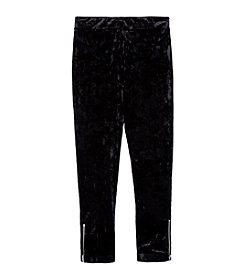 A. Byer Girls' 7-16 Side Zipper Pants