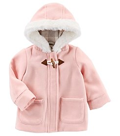 OshKosh B'Gosh Baby Girls' Toggle Coat