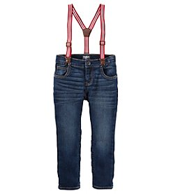 OshKosh B'Gosh Baby Boys' Suspender Jeans