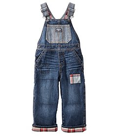 OshKosh B'Gosh Baby Boys' Lined Denim Overalls