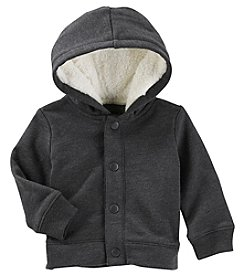 OshKosh B'Gosh Baby Boys' Snap Front Fleece Jacket