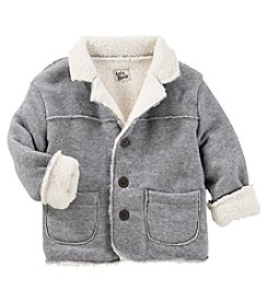 OshKosh B'Gosh Baby Boys' Sherpa Lined Jacket