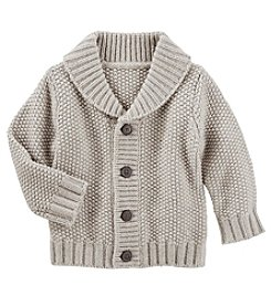OshKosh B'Gosh Baby Boys' Shawl Collar Cardigan