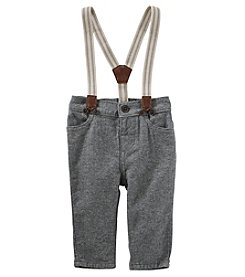OshKosh B'Gosh Baby Boys' Suspender Pants