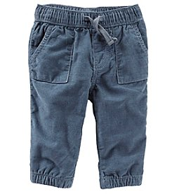 OshKosh B'Gosh Baby Boys' Pork Chop Pocket Jersey Lined Joggers