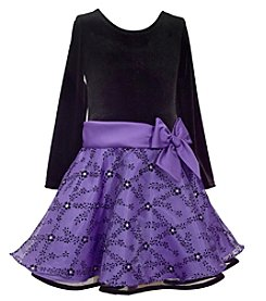 Gerson Girls' 2T-16 Bodice And Skirt Set