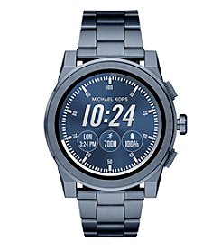 Michael Kors Men's Ionic Plated Grayson Smart Watch