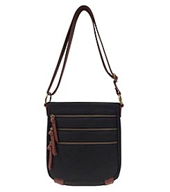 GAL Triple Zip Crossbody