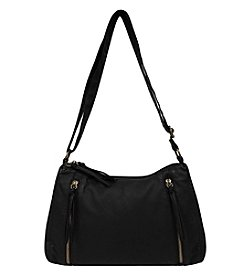 GAL Washed Zip Top Mini Crossbody