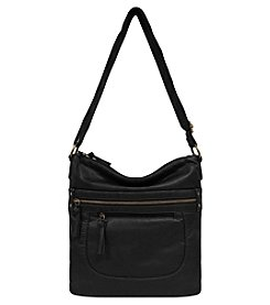 GAL Double Top Zip Crossbody