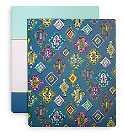 Vera Bradley Painted Medallions Pocket Folders