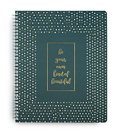 Vera Bradley Falling Dots Pocket Notebook