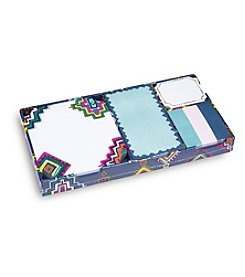 Vera Bradley Painted Medallions Sticky Note Set