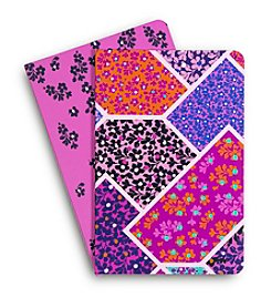 Vera Bradley Slim Journal Set