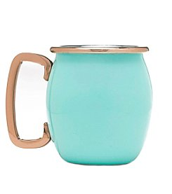 Fiesta Turquoise Moscow Mule Mug