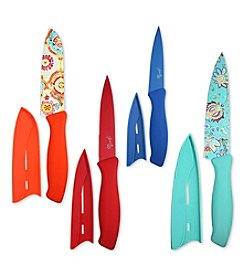Fiesta 8 Piece Decal Cutlery Set