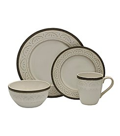 Pfaltzgraff Promenade Scroll 16-Piece Dinnerware Set + FREE GIFT see offer details