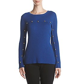 Relativity Stud Trim Pullover Top
