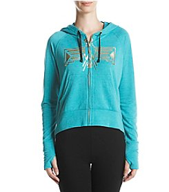 Warrior by Danica Patrick High-Low Hoodie