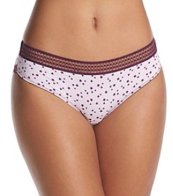 Zoe&Bella @BT Lace Star Print Hipster Panties