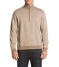 Tommy Bahama Men's Flipsider Reversible Half-Zip Sweatshirt