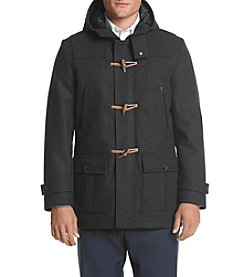 Nautica Men's Wool Toggle Coat