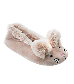 PJ Couture Girls' Critter Ballet Slippers