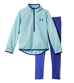 Under Armour Girls' 4-6X Teamster Track Set