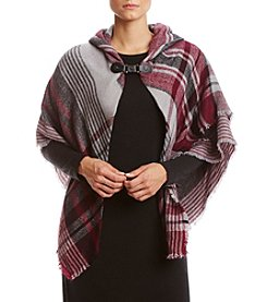 Collection 18 Tribeca Reversible Poncho Jacket