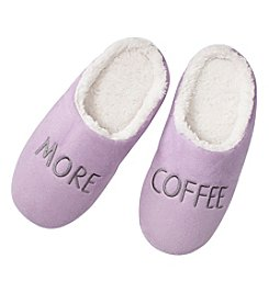 Collection 18 More Coffee Slippers