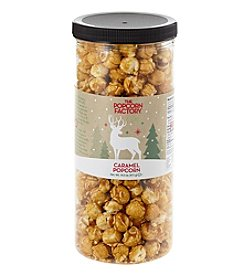 The Popcorn Factory Carmel Corn Can